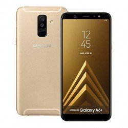 SAMSUNG GALAXY A6 PLUS GOLD...