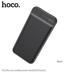 POWER BANK HOCO J52 10...