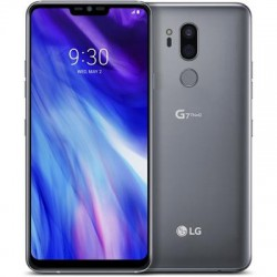 LG G7 THINQ PLATINUM GRAY